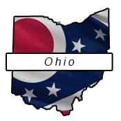 Ohio state outline