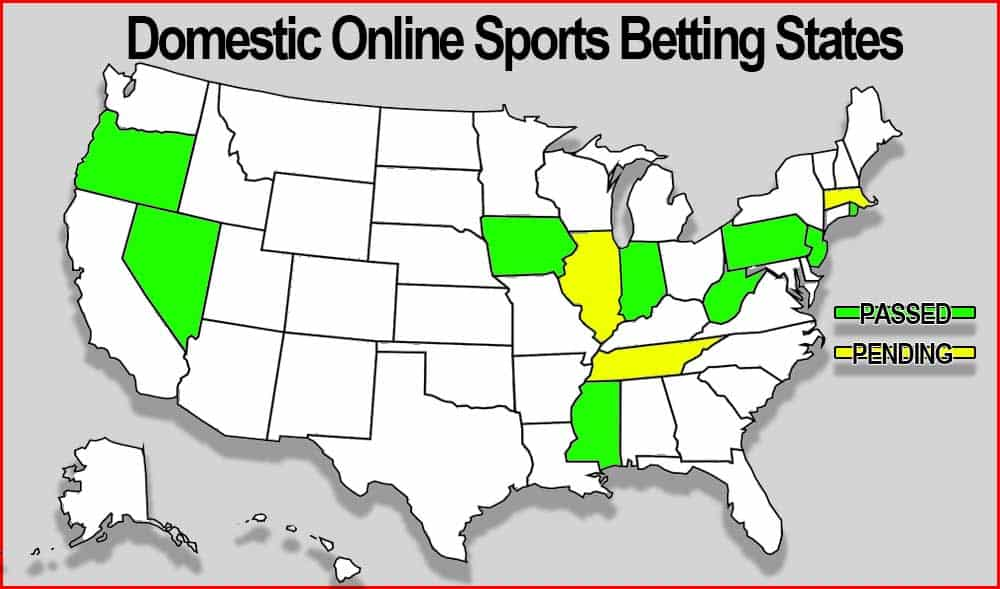 Online betting laws us betting on favorites