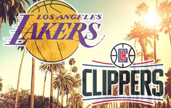 Lakers Clippers Matchup