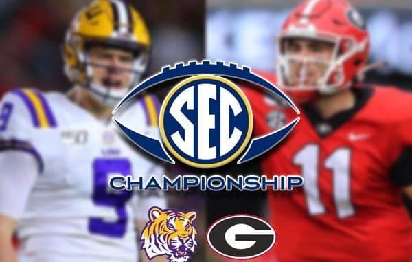 SEC Championship odds
