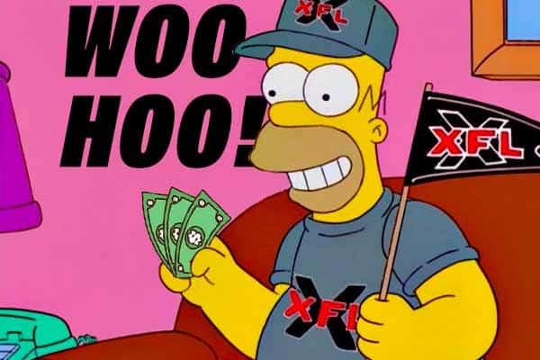 XFL Homer