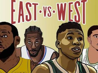 NBA East VS West