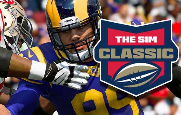 Rams NFL Sim Classic