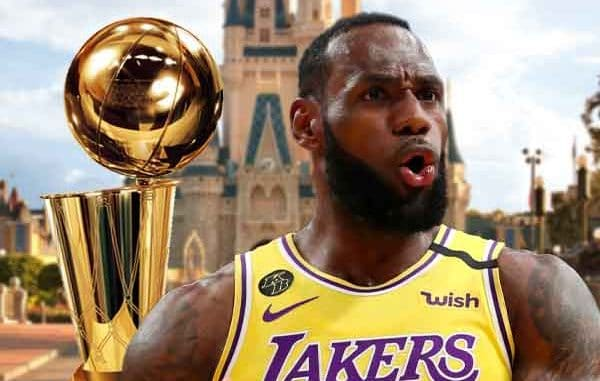 Lakers favored to win 2020