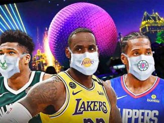 NBA Disney Bubble