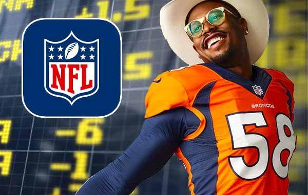 NFL Broncos sports betting