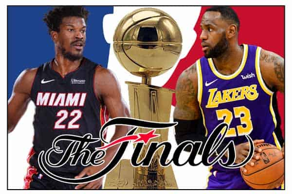 NBA Finals Lebron Butler