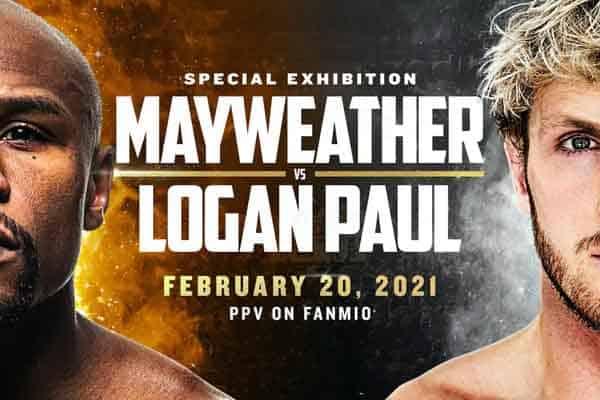 Mayweather Paul Odds