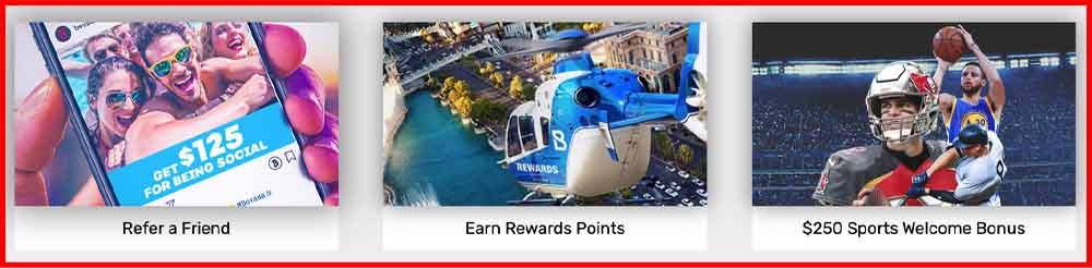 Bovada Rewards
