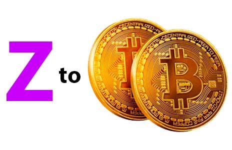 Zelle to Bitcoin icon