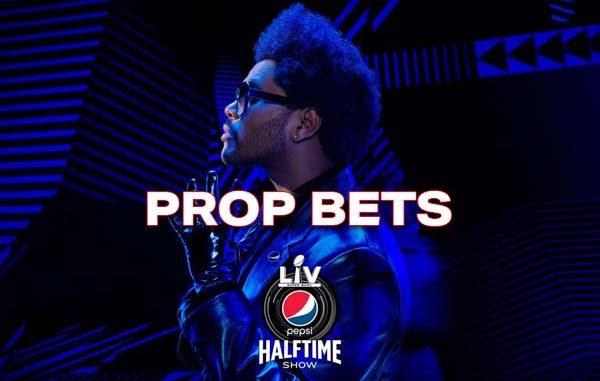 Halftime prop bets