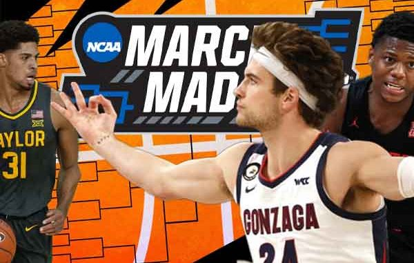 March Madness sweet 16 odds