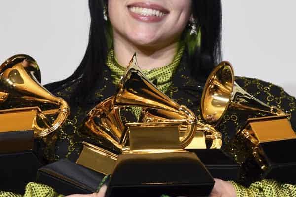 Grammy Awards big winner