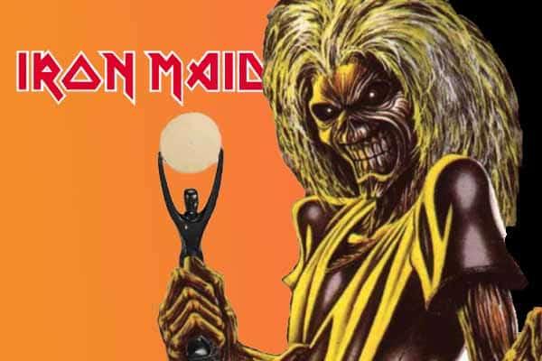 Iron Maiden hall of fame