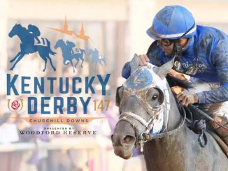 Kentucky Derby favorite