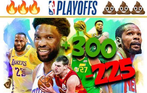NBA Playoff betting