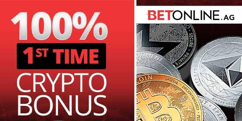 BetOnline Crypto Bonus