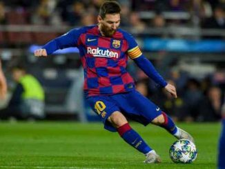 Lionel Messi Free Agency