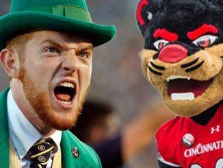 Cincinnati vs Notre Dame odds for betting on Fighting Irish to win