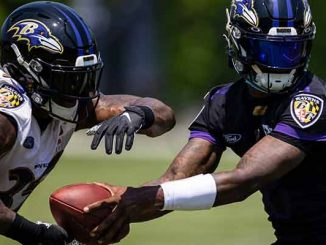 Baltimore Ravens Super Bowl betting NFL odds 2021-22